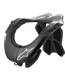 Alpinestars Bionic Neck Support Tech 2 Black/Cool Grey