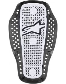 Alpinestars Nucleon KR-1i Back Insert Black/White