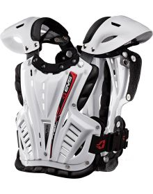 EVS Vex Youth Chest Protector White