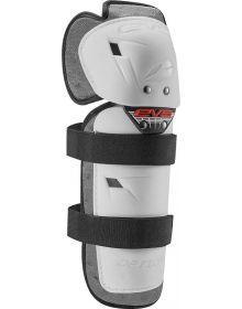 EVS Option Adult Knee Guards White