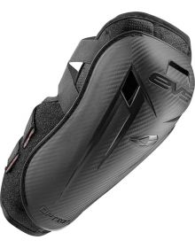 EVS Option Mini Elbow Guards Black