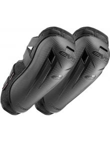 EVS Option 2016 Youth Elbow Guards Black