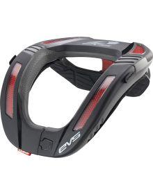 EVS R4K Koroyd Race Collar Neck Support Adult Black