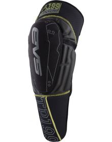 EVS Pastrana TP199 Youth Knee Guards Black/Hi-Vis