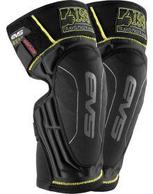 EVS Pastrana TP199 Lite Adult Knee Guards Black