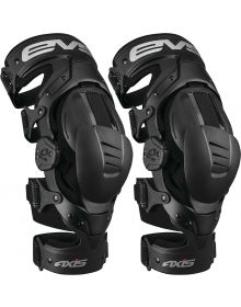 EVS Axis Sport Knee Brace 2019 Pair Black