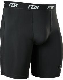 Fox Racing Base Layer Shorts Black