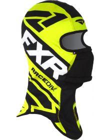 FXR Cold Stop RR Anti-Fog Black/Hi Vis