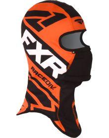 FXR Cold Stop RR Anti-Fog Black/Orange
