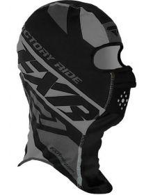 FXR Boost Anti-Fog Balaclava Black/Grey/Charcoal