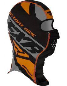 FXR Boost Anti-Fog Balaclava Black/Grey/Orange