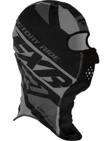 FXR Boost Balaclava Black/Charcoal/Grey