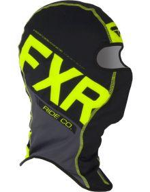FXR Boost Balaclava Black/Hi Vis/Charcoal