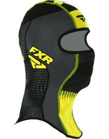 FXR Shredder Tech Black/Charcoal/Hi Vis