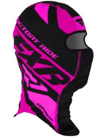 FXR Cold Stop RR Youth Anti-Fog Balaclava Fuchsia
