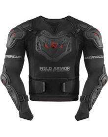 Icon Stryker Rig Field Armor Black