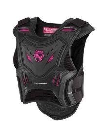 Icon Stryker Womens Vest Black/Pink