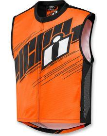 Icon Mil-Spec2 Reflective Vest Mil-Spec Orange