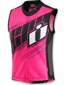 Icon Mil-Spec2 Reflective Womens Vest Mil-Spec Pink