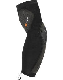Icon Field Armor Compression Arm Pads Black