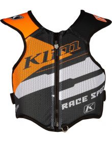 Klim 2021 Tek Vest Race Spec Strike Orange
