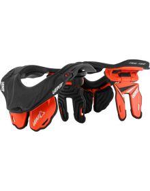 Leatt GPX 5.5 Junior Neck Brace Orange/Black