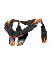 Leatt SNX Trophy Neck Brace Orange Large/X-Large