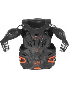 Leatt Fusion SNX Vest 3.0 Adult Black/Orange