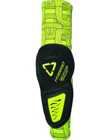 Leatt 3DF Hybrid Elbow Guard Black/ Lime