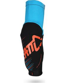 Leatt 3DF 5.0 Junior Elbow Guard Blue/ Orange