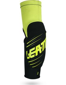Leatt 3DF 5.0 Junior Elbow Guard Lime/ Black