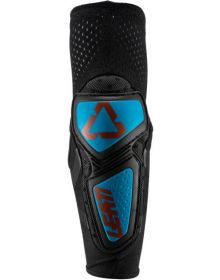 Leatt 2019 Elbow Guards Contour Fuel/Black