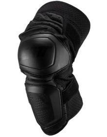 Leatt 2019 Knee Guards Enduro Black