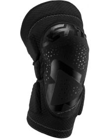 Leatt 2019 Knee Guards 3DF 5.0 Black