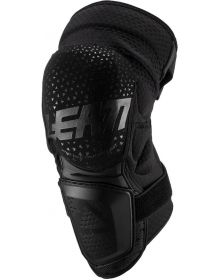 Leatt 2019 Knee Guards 3DF Hybrid Black