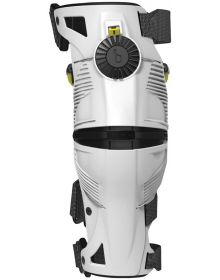 Mobius X8 Knee Brace White/Yellow Pair Small