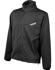 Fly Racing Mid Layer Jacket Black