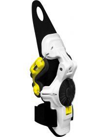 Mobius X8 Wrist Brace White/Yellow - Sold Individually