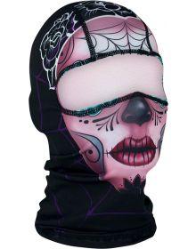 Zan Balaclava Mask Sugar Skull