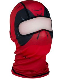 Zan Balaclava Mask Red Dawn