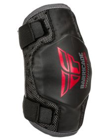 Fly Racing Barricade Youth Elbow Guards Black