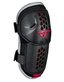 Fly Racing Barricade Mini Elbow Guards Black