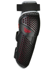 Fly Racing Barricade Flex Youth Knee Guards Black