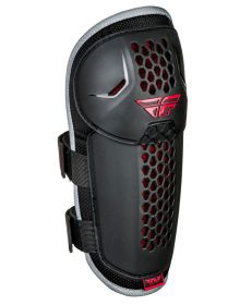 Fly Racing Barricade Youth Knee Guards Black