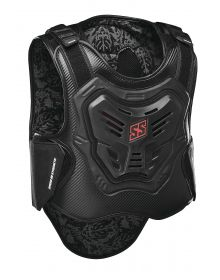 Speed and Strength War Path Armored Vest Black/Red