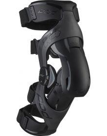 Pod MX K4 2.0 Knee Brace Pair Graphite/Black