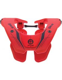 Atlas Tyke Youth Neck Brace Fire Red