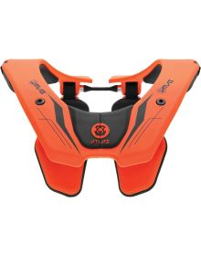 Atlas Prodigy Youth Neck Brace Orange