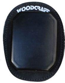 Woodcraft Klucky Pucks Knee Sliders Pair Black