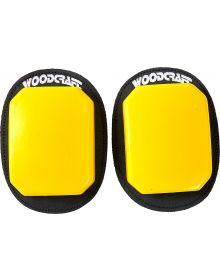 Woodcraft Klucky Pucks Knee Sliders Pair Yellow
